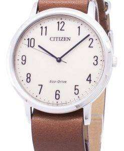 Citizen Eco-Drive BJ6501-28A Analog Men's Watch