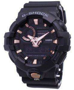 Casio G-Shock GA-710B-1A4 Illuminator 200M Analog Digital Men's Watch