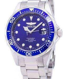Invicta Pro Diver 17048 Professional Analog Quartz 200M Men's Watch