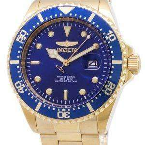 Invicta Pro Diver 22063 Professional Quartz 200M Men's Watch