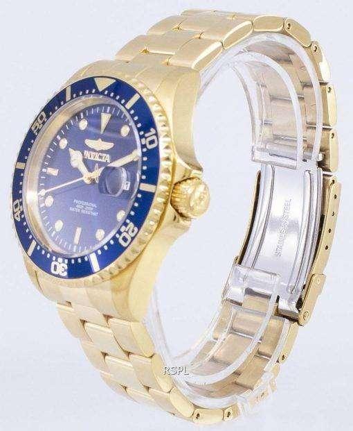 Invicta Pro Diver 22063 Professional Quartz 200M Men's Watch