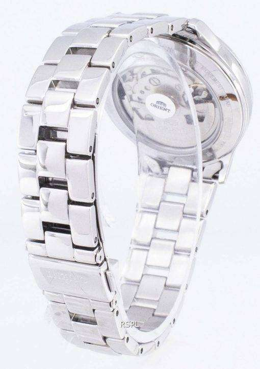 Orient Automatic RA-AG0021B10B Open Heart Analog Women's Watch
