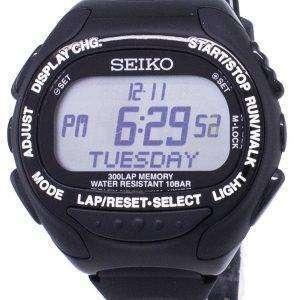 Seiko Prospex SBDH015 Super Runners Chronograph Quartz Men's Watch