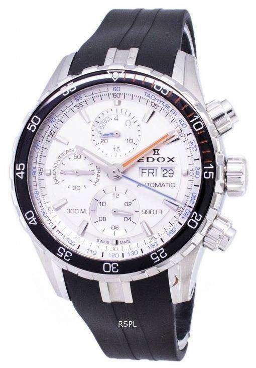 Edox Grand Ocean 011233ORCAABUN 01123 3ORCA ABUN Chronograph 300M Men's Watch