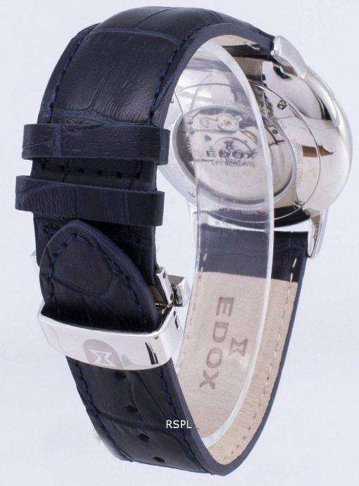 Edox Les Bemonts 830153BUIN 83015 3 BUIN Automatic Men's Watch