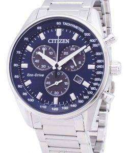 Citizen Eco-Drive AT2390-82L Chronograph Men's Watch