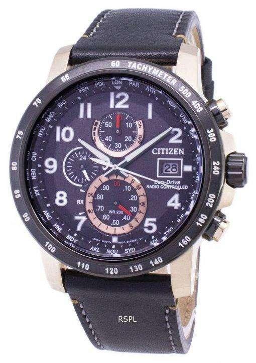 Citizen Eco-Drive AT8126-02E Chronograph 200M Men's Watch
