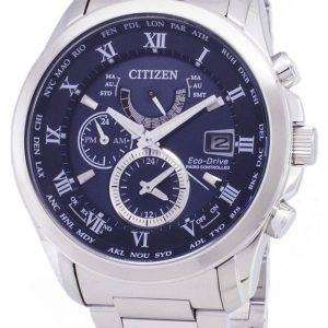 Citizen Eco-Drive AT9080-57L Radio Controlled Chronograph Men's Watch