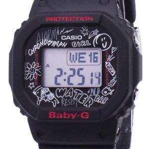 Casio Baby-G BGD-560SK-1 BGD560SK-1 Chronograph Digital 200M Women's Watch