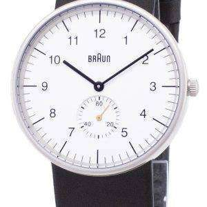 Braun Classic BN0024WHBKG Analog Quartz Men's Watch