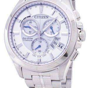 Citizen Eco-Drive BY0051-55A Titanium Analog Men's Watch