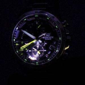 Casio Edifice EQB-900D-1A Solar Bluetooth Analog Men's Watch