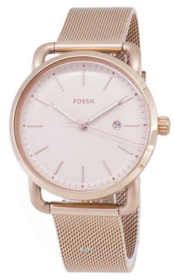 Fossil The Commuter ES4333 Quartz Analog Women's Watch