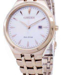 Citizen Eco-Drive EW2493-81B Analog Women's Watch