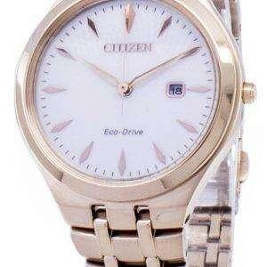 Citizen Eco-Drive EW2493-81B Analog Women's Watch