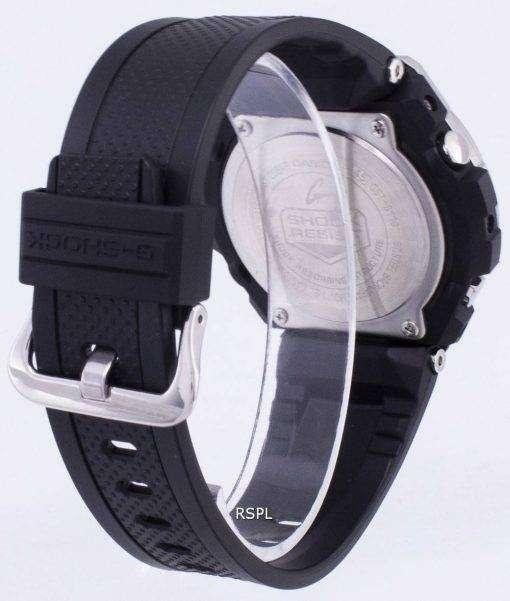 Casio G-Shock G-STEEL Analog-Digital World Time GST-S110-1A Men's Watch