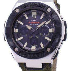 Casio G-Shock GST-S330AC-3A GSTS330AC-3A Neon Illuminator Analog Digital 200M Men's Watch