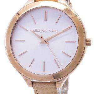Michael Kors Runway Rose Gold MK2284 Womens Watch