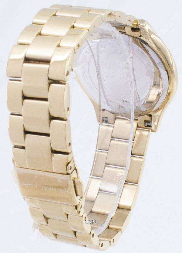 Michael Kors Mini Slim Runway Quartz MK3512 Women's Watch