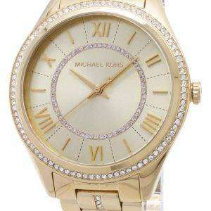 Michael Kors Lauryn Pave Quartz MK3719 Women's Watch