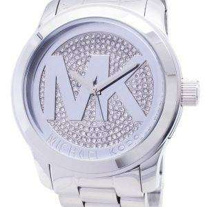 Michael Kors Runway Crystal Pave MK5544 Womens Watch