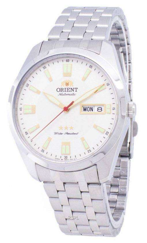 Orient 3 Star SAB0C002W9 Automatic Japan Made Men's Watch