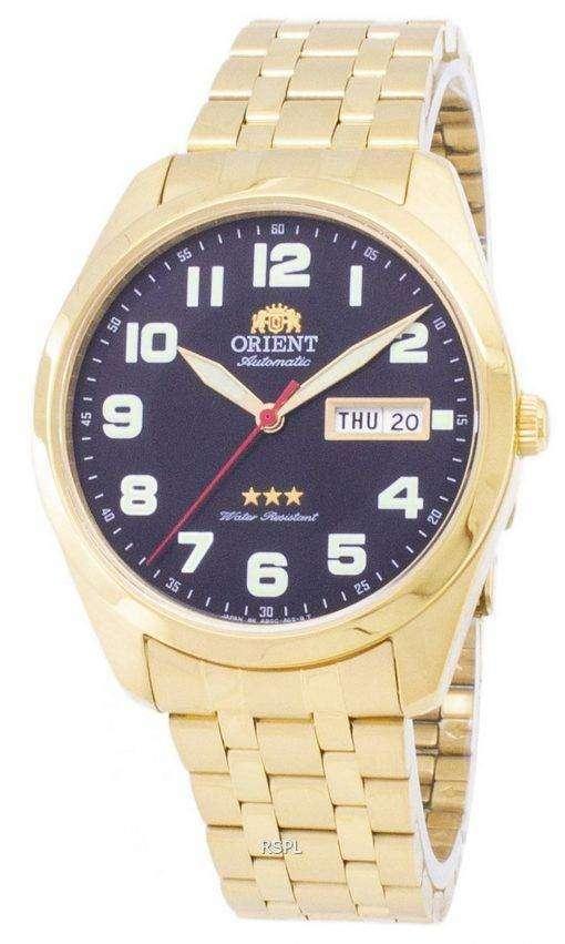 Orient 3 Star SAB0C004B9 Automatic Japan Made Men's Watch