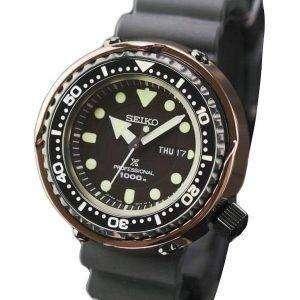 Seiko Marine Master SBBN042 Titanium Limited Edition Japan Made 1000M Men's Watch