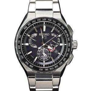 Seiko Astron SBXB123 GPS Solar Titanium Power Reserve Men's Watch