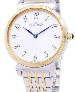 Seiko Quartz SFQ800 SFQ800P1 SFQ800P Analog Women's Watch