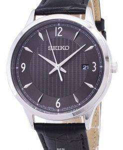 Seiko Quartz SGEH85 SGEH85P1 SGEH85P Analog Men's Watch