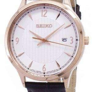 Seiko Quartz SGEH88 SGEH88P1 SGEH88P Analog Men's Watch