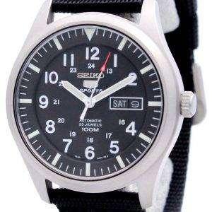Seiko 5 Sports SNZG15 SNZG15K1 SNZG15K Automatic Men's Watch
