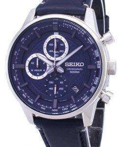 Seiko SSB333 SSB333P1 SSB333P Chronograph Quartz Men's Watch