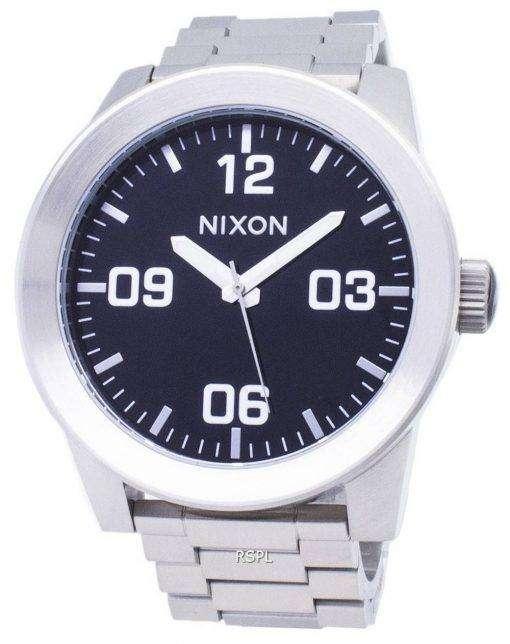 Nixon Corporal SS A346-000-00 Analog Quartz Men's Watch