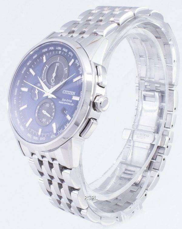 Citizen Eco-Drive AT8110-61L Radio Controlled Chronograph Men's Watch