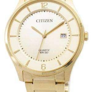 Citizen Quartz BD0043-83P Analog Men's Watch