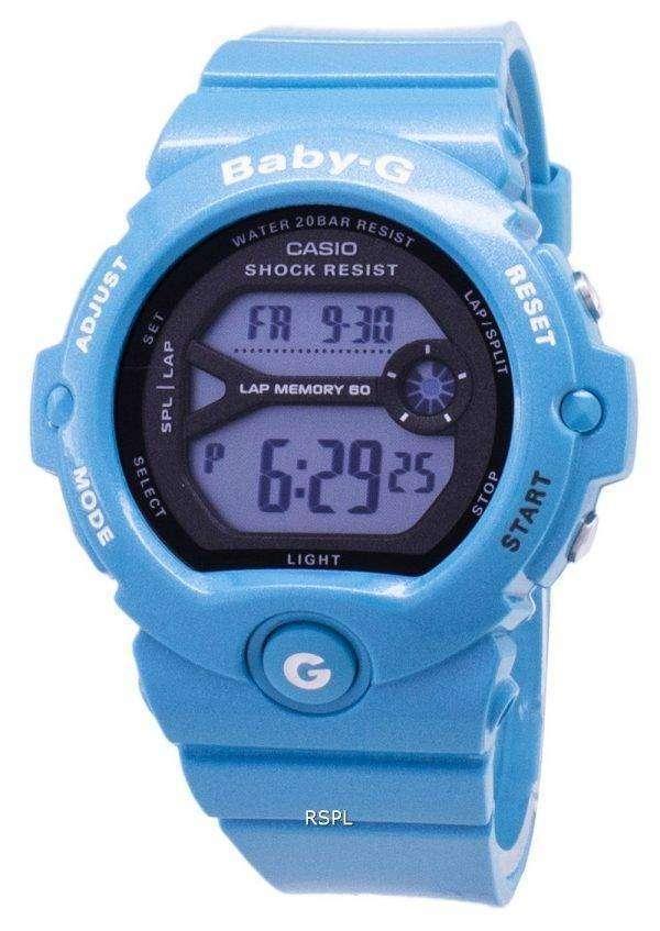 Casio Baby-G BG-6903-2D BG6903-2D Shock Resistant Digital 200M Women's Watch