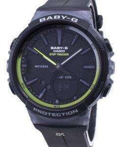 Casio Baby-G BGS-100-1A BGS100-1A Step Tracker Analog Digital Women's Watch