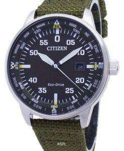 Citizen Eco-Drive BM7390-22X Analog Men's Watch