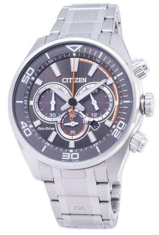 Citizen Eco-Drive CA4330-81H Chronograph Analog Men's Watch