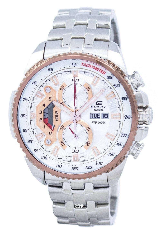 Casio Edifice Chronograph EF-558D-7AV EF558D-7AV Men's Watch