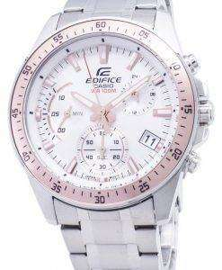 Casio Edifice EFV-540D-7BV EFV540D-7BV Chronograph Quartz Men's Watch