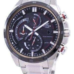 Casio Edifice EQS-600DB-1A4 EQS600DB-1A4 Chronograph Analog Men's Watch