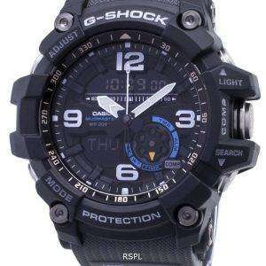 Casio G-Shock GG-1000-1A8 GG1000-1A8 Mudmaster Twin Sensor 200M Analog Digital Men's Watch