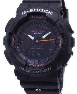 Casio G-Shock GMA-S130VC-1A GMAS130VC-1A Step Tracker Analog Digital 200M Men's Watch