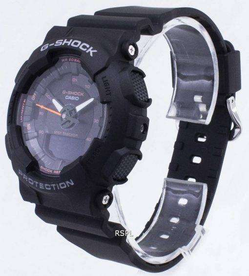 Casio G-Shock GMA-S130VC-1A GMAS130VC-1A Step Tracker Analog Digital 200M Men's Watch