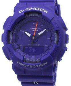 Casio G-Shock GMA-S130VC-2A GMAS130VC-2A Illuminator Step Tracker Analog Digital 200M Men's Watch