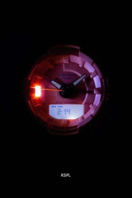 Casio G-Shock GMA-S130VC-4A GMAS130VC-4A Step Tracker Analog Digital 200M Men's Watch