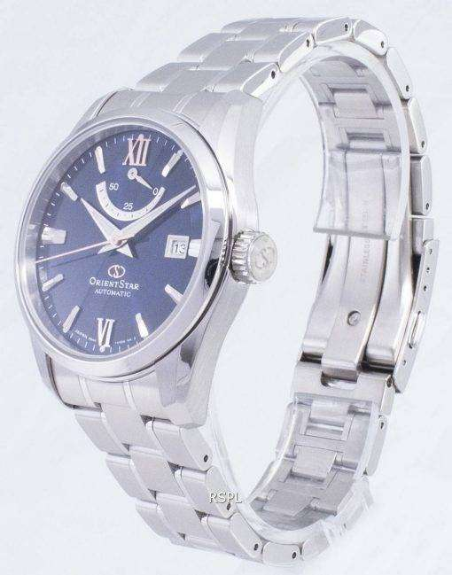 Orient Star Automatic RE-AU0005L00B Power Reserve Japan Made Men's Watch